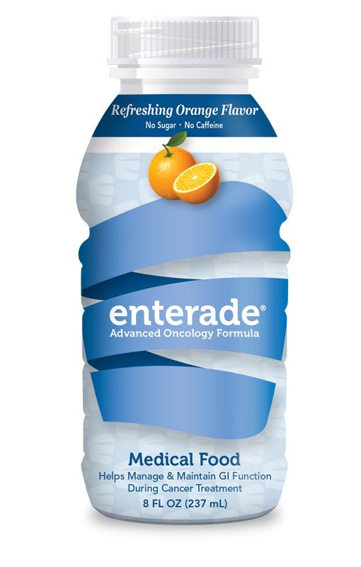 enterade refreshing orange
